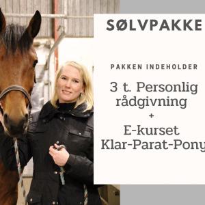 rådgivning før ponykøb